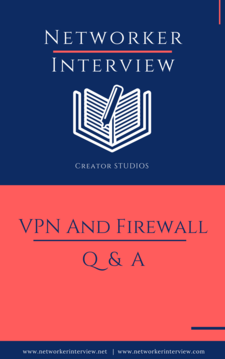 VPN & ASA Firewall Questions & Answers Book